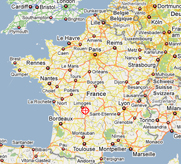 Map Masseret Limousin